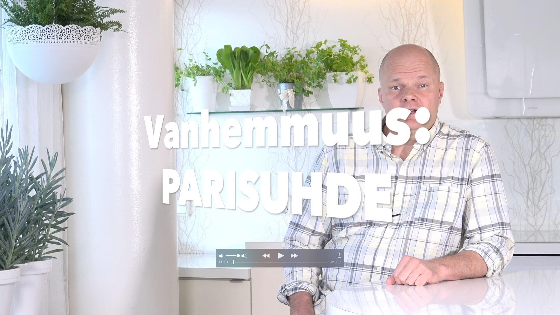 Tukea vanhemmille Jari Koponen