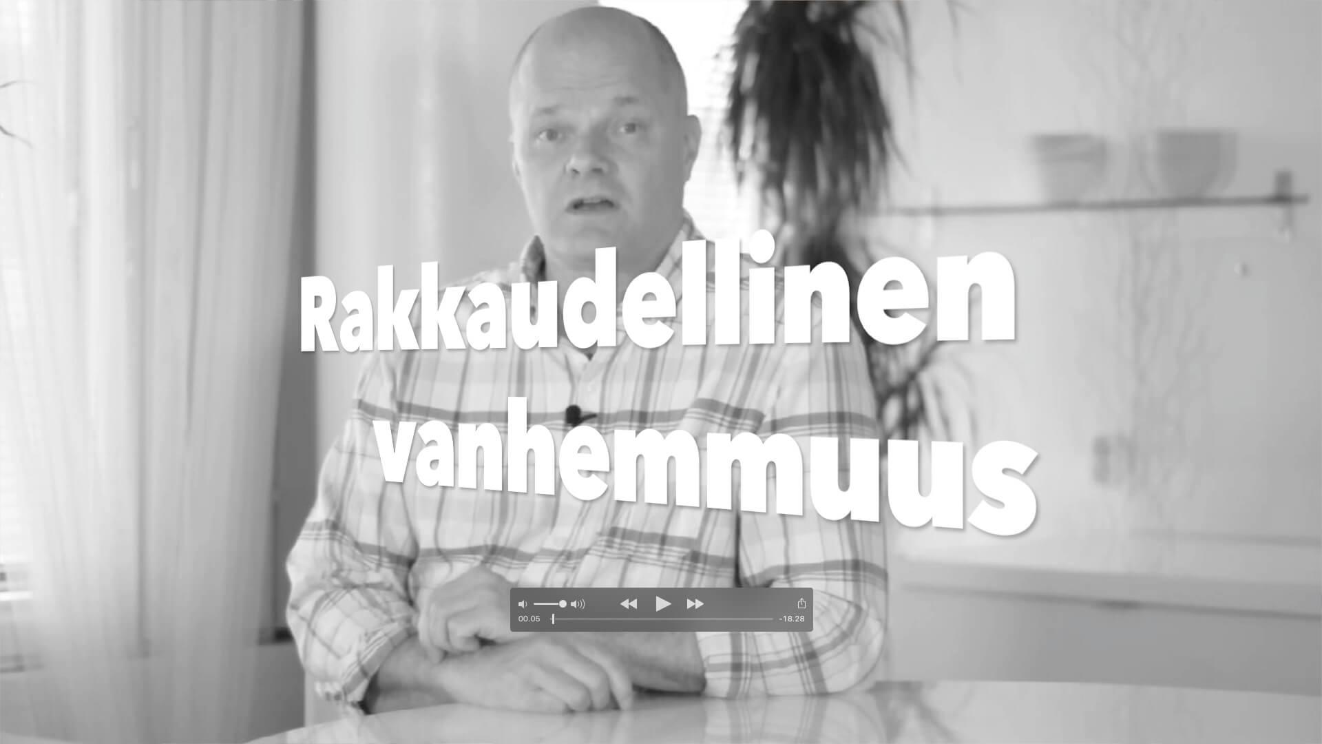 Vanhemmuuden tukeminen - Jari Koponen